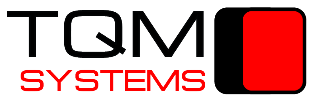 Logotype TQM systems the Ukrainian software development company, IT integrator