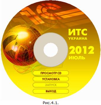 Диск запуска ИТС Украина